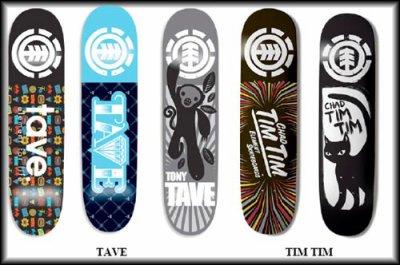 Skates element