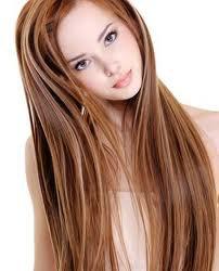 De beaux cheveux ...