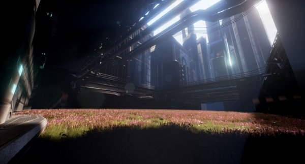 New petit screens du jeu sous Unreal Engine 4