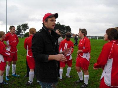 27 Aout 2010 Match Amical contre Olloy  Gagné 16-  1
