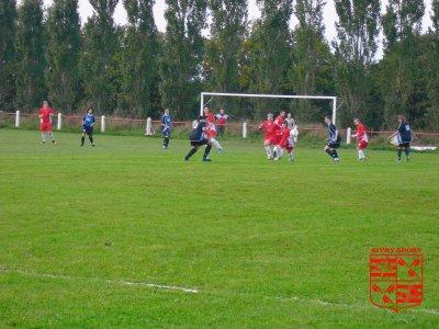 Match du Samedi 4 Septembre 2o1o Sivry Sp - RSC Templeuvois 9 - 0