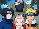 Histoire de Naruto ( Sa Formation à Konoha )