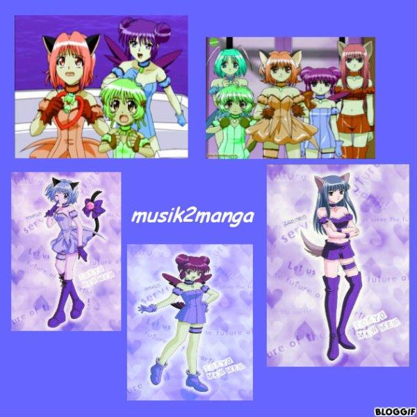 montage pour musik2manga