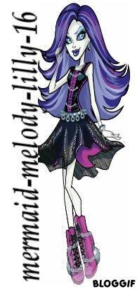 Monster High Spectra Vondergeist