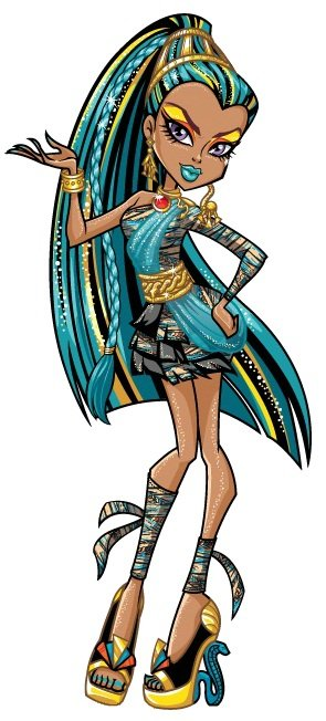 Monster High - Nefera de Nile