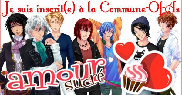 Article d'inscription pour Commune-of-as !