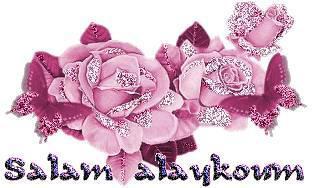 salut pour tot le monde-salam alykom