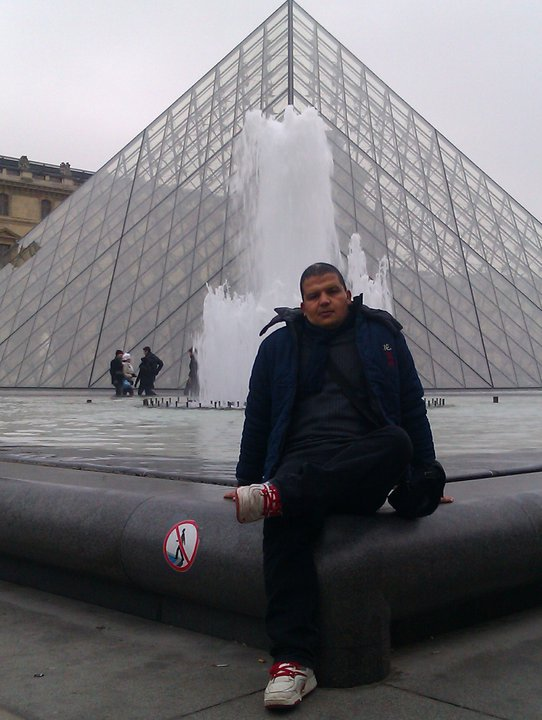 piramide palais royal paris