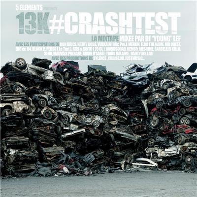 Nathy @Facebook : #CrashTest dans les bacs du digital !!!!!! MON BOUG @tresor13K !!!!! YAZUUURRRR !!!!!!