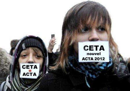 Le zombie de l'ACTA