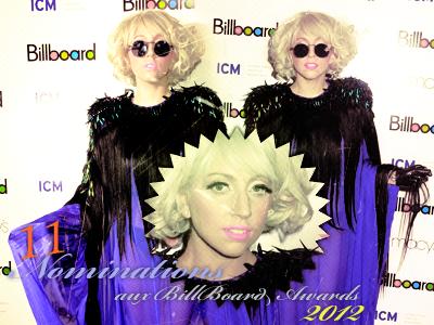 N°6 ~ BillBoard Awards 2012