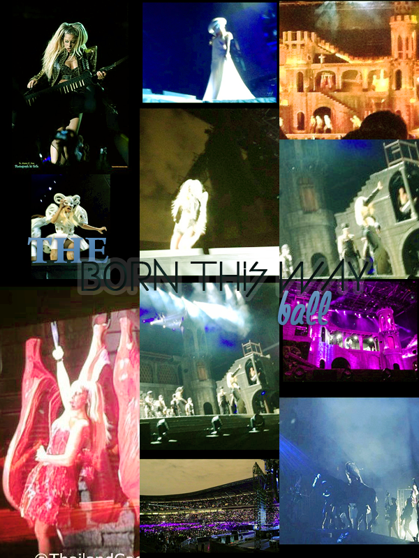 N°12 ~ The Born This Way Ball à Seoul