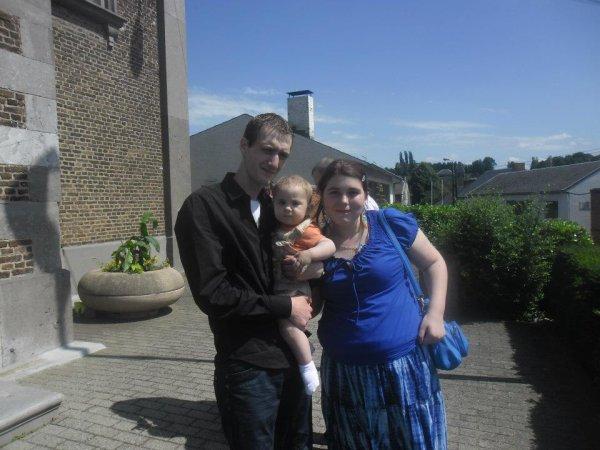 baptême Jonathan 30 juin 2012