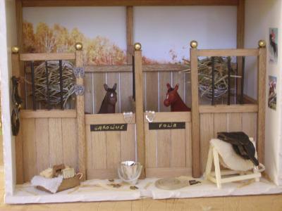 blog de miniachris cr ation de vitrines miniatures. Black Bedroom Furniture Sets. Home Design Ideas