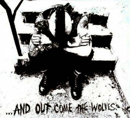 grunge, punk, rock, metal and goth