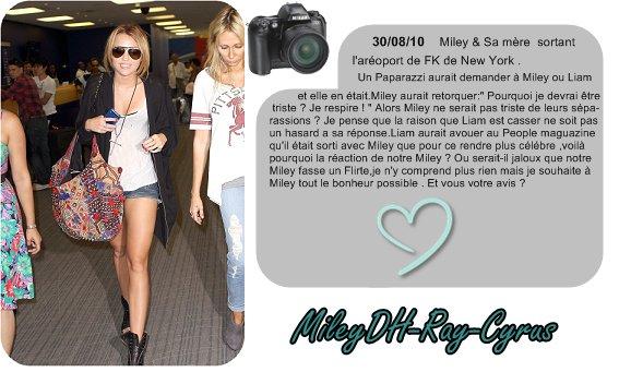 MileyDH-Ray-Cyrus  Candids : MileyDH-Ray-Cyrus