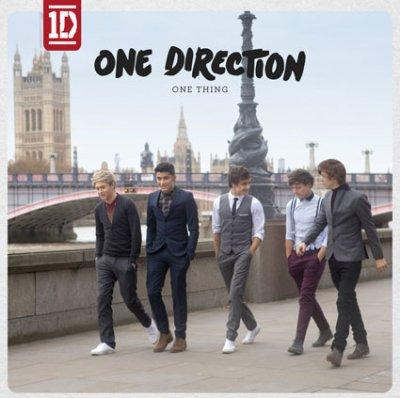 One Direction: La pochette de One Thing dévoilée!