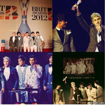 One Direction: Ils gagnent le prix du meilleur single avec WMYB aux Brit Awards!