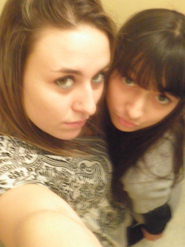 Doriane & Petra ♥