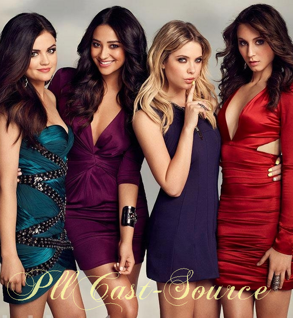 Bienvenue sur PLLcast-source, ta source sur le cast de la série Pretty Little Liars.