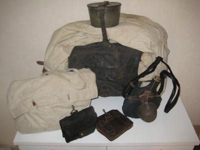Les souvenirs de Lazare Ponticelli dans l'armée française en 1914