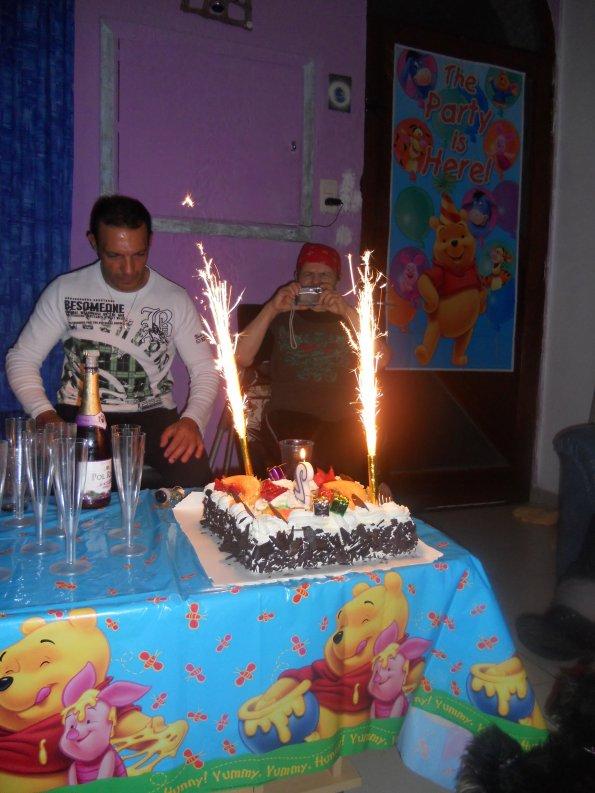 anniversaire andrew 2 ans