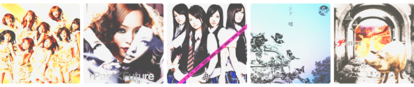 J-Music °(^.^)°  ▶ Coup de ♥ → 2009-2013 ♡