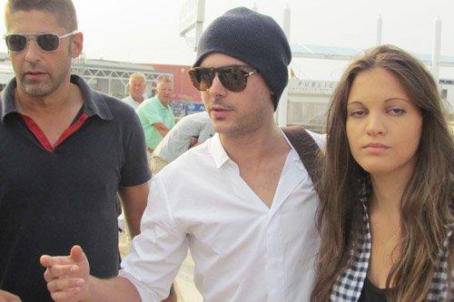 Zac quitte Venise :)