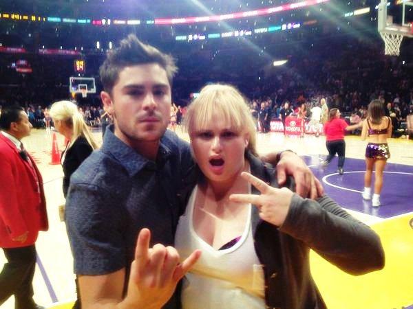 Match des Lakers / 13 novembre ♥