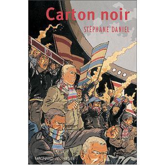 Carton Noir - Stéphane Daniel