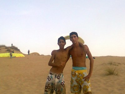 Hamza + ziyad