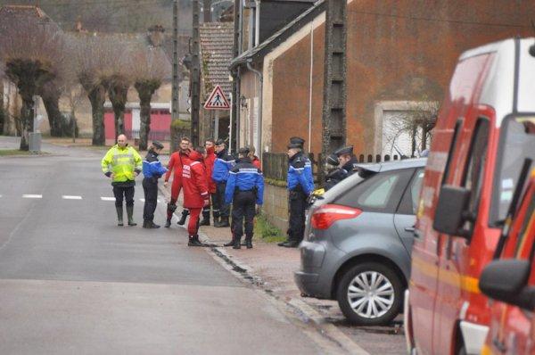 LUCENAY-L'EVEQUE : L'octogénaire porté disparu dans les eaux du Ternin a été retrouvé mort AUTUN INFOS