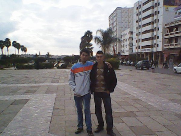 moi et un ami