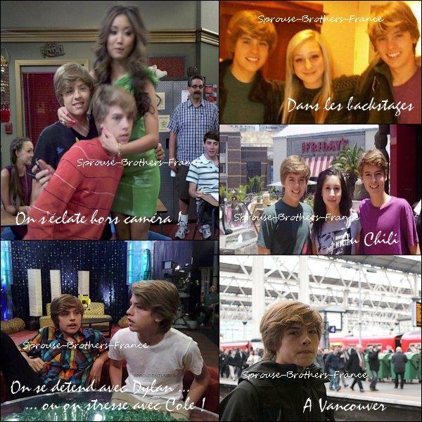 . 11 Juin 2011 - Adorables photos + Les photos avec les fans ! .