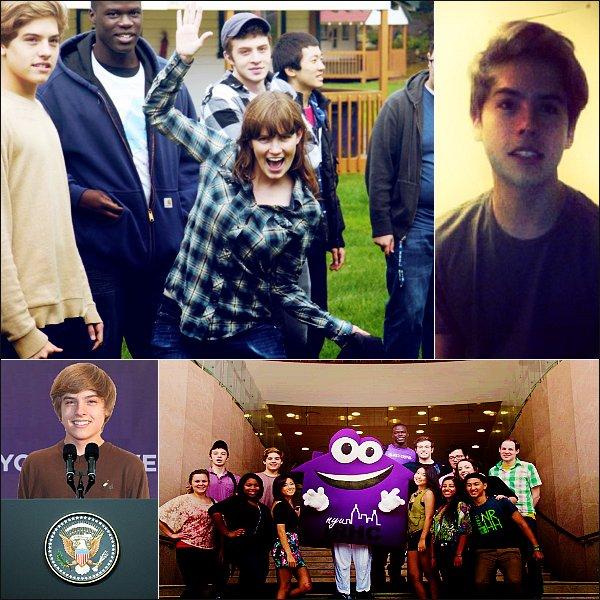 . 8 Octobre 2011 - Le blog redémarre ! Dylan assume son poste de nouveau président ... .