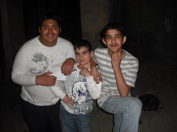 nous 3 les meilleure amis