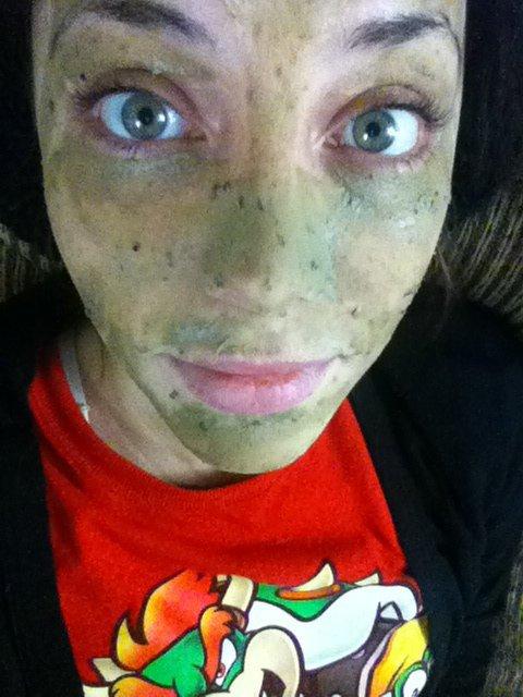 Masque d'Ayesha