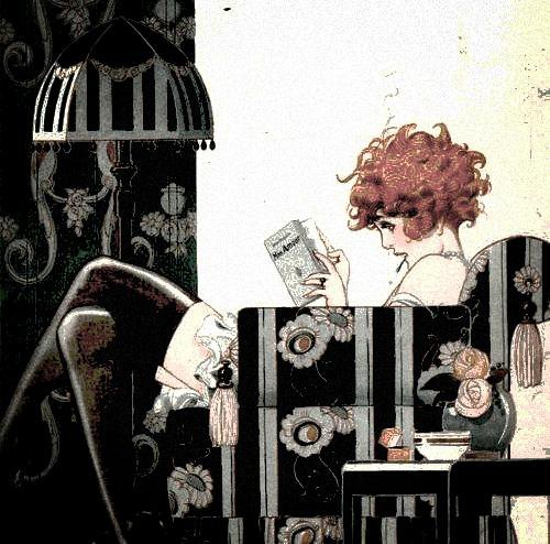 Et comme je suis seule dans mon lit et que le silence s'abat d'un coup sur l'appartement, je n'ai qu'une chose à faire : Ouvrir le livre qui me fera oublier que tu me manques