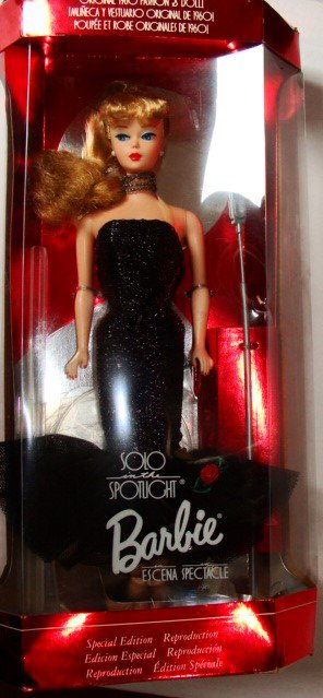 Solo Spotlight Barbie