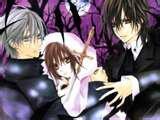 Vampire Knight le manga vampirique!