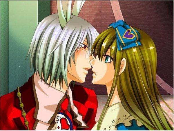 Alice au royaume des coeurs (heart no kuni no Alice