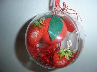 """""""fraises en boule"""""""