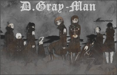 †  Résumer D-gray-man  †