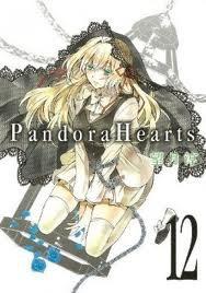 Pandora Hearts les tome (suite)