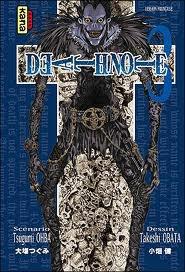 Death Note les tomes (Suite)