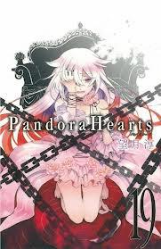 Pandora Hearts les tomes (fin)