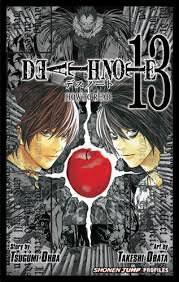 Death Note les tomes (Fin)