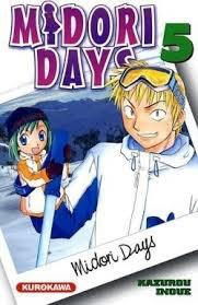 midori days tome