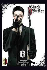Black butler tome