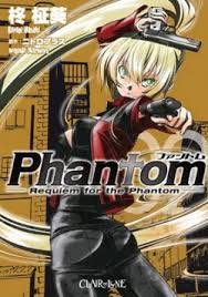Phantom Requiem for the Phantom tome